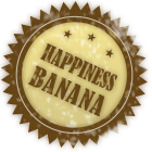 HAPPINESS BANANA